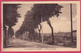 CPA 26 SAINT RAMBERT D' ALBON La Route De LYON  St ( L101 - Autres Communes
