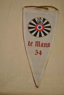 Rare Fanion Lion's Club Le Mans 34 - Organisaties