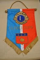 Rare Fanion Lion's Club Guadeloupe - Organizaciones