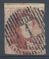 Nr 8 Obl D1 NAMECHE NIPA 3000 TB - 1851-1857 Medaillen (6/8)