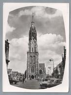 NL.- DELFT. De Nieuwe Kerk. Old Cars. 1959. - Kerken En Kathedralen