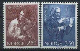 1985 Europa C.E.P.T. , Norvegia , Serie Completa Nuova (**) - Europa-CEPT