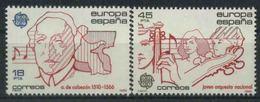 1985 Europa C.E.P.T. , Spagna , Serie Completa Nuova (**) - Europa-CEPT