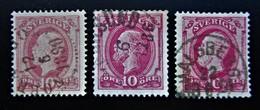 B2824 - Sweden - 1885 -  Mich. 28 - Schweden