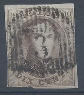 Nr 10A Obl D3 GAVERE NIPA 1750 TB - 1858-1862 Médaillons (9/12)