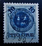 B2825 - Sweden - 1889 -  Mich. 39 - Schweden