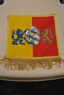 Rare Fanion Lion's Club Orne Fensch Alzette - Organizations