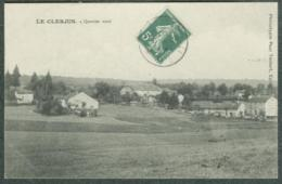 88 - Vosges - Le Clerjus Quartier Nord - France