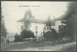88 - Vosges - Le Clerjus Château Puton - France