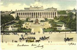 CPA DE BERLIN  (ALLEMAGNE)  KÖNIGL. MUSCUM MIT LUSTGARTEN - Unclassified
