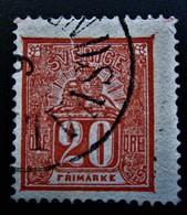 B2829 - Sweden - 1866-72 -  Mich. 16b - Schweden