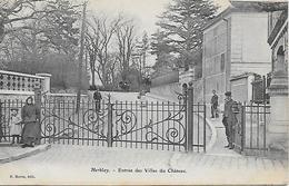 95)   HERBLAY  -  Entrée Des Villas Du Château - Herblay