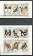 COMORES Scott 812j, 812k, 812l Yvert ? (9) ** Cote 48,00 $ 1994 - Comores (1975-...)