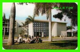 RIO PIEDRAS, PUERTO RICO - LIBRARY BUILDING OF THE UNIVERSITY - DEXTER PRESS INC - - Puerto Rico