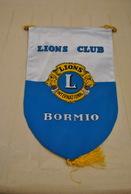 Rare Fanion Lion's Club Bormio - Organisations