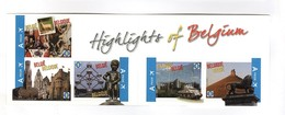Highlights Of Belgium 2011 - Booklets 1953-....