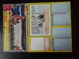 Calendrier Pompiers Evreux 2002 - Grand Format : 2001-...