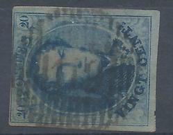 Nr 11 Obl D119 OBOURG NIPA 1250 B/TB - 1858-1862 Médaillons (9/12)