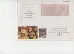Postal History: UNO Cover - Genf - Büro Der Vereinten Nationen