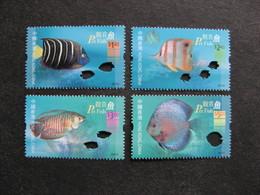 HONG-KONG : TB Série N° 1073 Au N° 1076, Neufs XX. - 1997-... Chinese Admnistrative Region