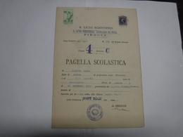 MARCA  DA BOLLO  --- FISCALI  -- EDUCAZIONE FISICA  --- L. 30 - Fiscales