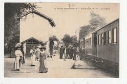 PONCIN - LA GARE - 01 - Autres Communes