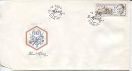 CSSR # 2796 FDC. Tag Der Briefmarke Bohumil Heinz Briefmarkenstecher. Ersttagssonderstempel - FDC