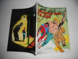 Une Aventure De L Araignee N° 26 : Rencontre Avec Ka-Zar Edition Lug - Spiderman