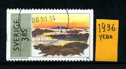 SVEZIA - SVERIGE - Year 1996 - Usato - Used - Utilisè - Gebraucht.- - Sweden