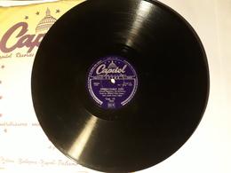 Capitol Cetra  -  1950  Nr. 12  -  Nat King Cole - 78 G - Dischi Per Fonografi