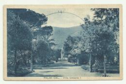 PALMI - VILLA UMBERTO I -  VIAGGIATA FP - Reggio Calabria
