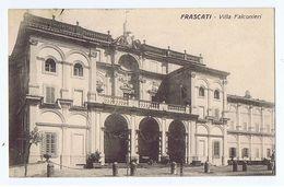 FRASCATI - VILLA FALCONIERI - 1914 (3022) - Altre Città