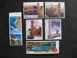 HONG-KONG : TB Série N° 1091 Au N° 1096, Neufs XX. - 1997-... Chinese Admnistrative Region