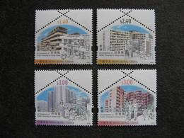 HONG-KONG : TB Série N° 1097 Au N° 1100, Neufs XX. - 1997-... Chinese Admnistrative Region