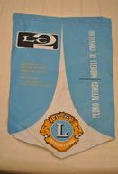 Rare Fanion Lion's Club Brésil - Organisations