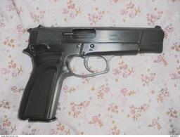 Pistolet D'alarme BROWNING GPDA 8mm De Marque UMAREX - Armas De Colección