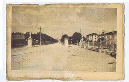 CONEGLIANO ( TREVISO ) VIALE UMBERTO I - EDIZ. F. PAGOT - 1923 ( 3026 ) - Treviso