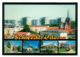 Trójwymiarowa Lenticulaire 3D - Widoki Schwedt - Edificio & Architettura