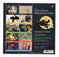 Tintin à L'écran, Kuifje Op Het Scherm 2011 - Booklets 1953-....