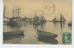BARFLEUR - Grande Marée Par Temps Calme - Barfleur