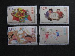 HONG-KONG : TB Série N° 1109 Au N° 1112, Neufs XX. - 1997-... Chinese Admnistrative Region