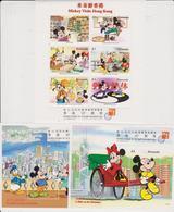 Grenada - MNH - Cartoons - Disney - Mickey Visits Hong Kong - Disney