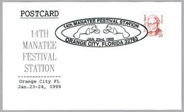14th MANATEE FESTIVAL. Orange City FL 1999 - Mamíferos Marinos