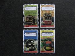 HONG-KONG : TB Série N° 1113 Au N° 1116, Neufs XX. - 1997-... Chinese Admnistrative Region