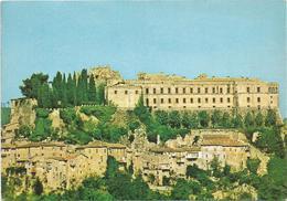 V3606 Rocca Sinibalda (Rieti) - Panorama Col Castello - Castle Chateau Schloss Castillo / Non Viaggiata - Altre Città
