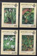 SEYCHELLES Timbres Neufs ** De 1983  ( Ref 5932 )   Fleurs - Seychelles (1976-...)