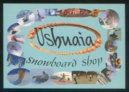Barcelona. *Ushuaia - Snowboard Shop* Nueva. - Deportes De Invierno