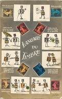 -ref-B23- Timbres - Langage Du Timbre - Langages - - Timbres (représentations)