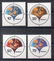 SINGAPOUR Timbres Neufs ** De 1983  ( Ref 5934 )   Communications - Singapour (1959-...)