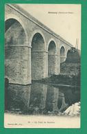 CPA ESSONNE 263/388 -  BRUNOY,  Le Pont De Soulins (Viaduc) - Brunoy